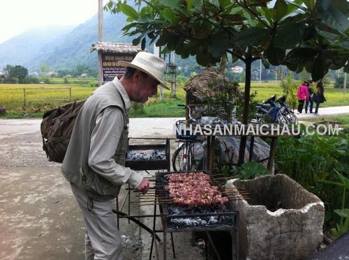 Cho thuê nhà sàn ở Mai Châu, Đặt nhà sàn ở Mai Châu - Cho thue nha san o Mai Chau, Dat nha san o Mai Chau
