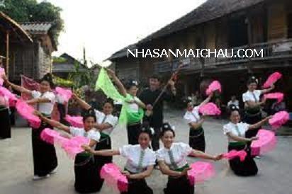 Mai Châu - Điểm du lịch Tây Bắc hấp dẫn du khách - Mai Chau - Diem du lich Tay Bac hap dan du khach