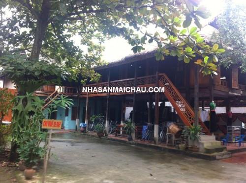 Cho thuê nhà sàn ở Mai Châu Hòa Bình, Nhà nghỉ tại Mai Châu - Cho thue nha san o Mai Chau Hoa Binh, Nha nghi tai Mai Chau