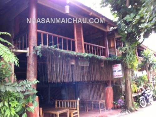 Đặt nhà sàn ở Mai Châu, Nhà sàn Bản Lác Mai Châu Hòa Bình - Dat nha san o Mai Chau, Nha san Ban Lac Mai Chau Hoa Binh