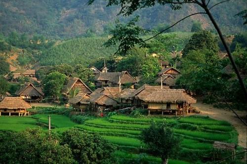 Điểm sáng du lịch cộng đồng ở Mai Châu - Diem sang du lich cong dong o Mai Chau