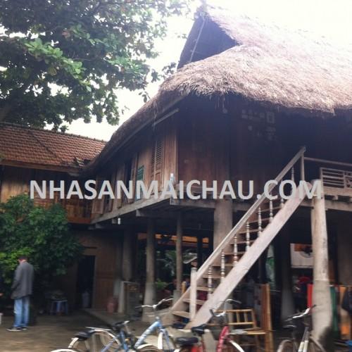 Nhà sàn số 2 Mai Châu Hòa Bình - Nha san so 2 Mai Chau Hoa Binh